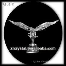 Bonita estatuilla de animales de cristal A104-D