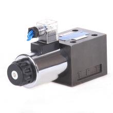 Single head 4WE10 hydraulic solenoid directional valve