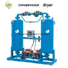 Compressor de 2,0 a 10,0 Nm3 / Min 10bar com secador de adsorção