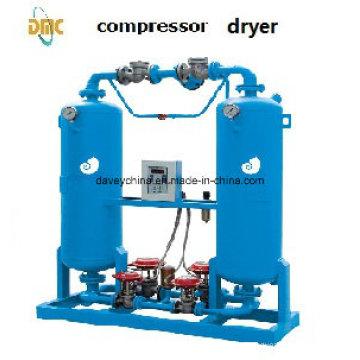 2.0-10.0 Nm3 / Min 10bar compresseur avec séchoir à adsorption