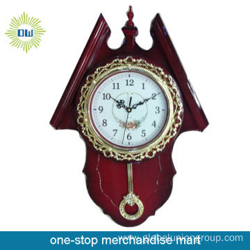 New Retro Pendulum Wall Clock