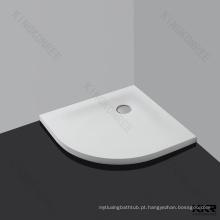 Base de chuveiro de resina / base de canto / base de chuveiro