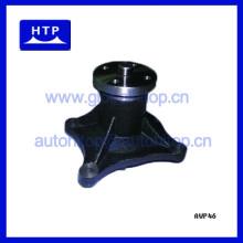 La pompe à eau peu coûteuse de pièces de moteur diesel de prix bas pour le canter de Mitsubishi me013406