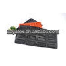 fiberglass silicone baking mat customized baking with silicone molds