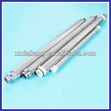 candle oil filter element for high polymer filtration