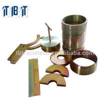 Molde T-BOTA ASTM CBR com colar e base perfurada