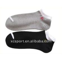 cotton ankle sport socks men