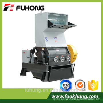 Ningbo fuhong HZS400 de grande desempenho grande plástico reciclado pe pp pvc triturador de plástico de resíduos para máquina de moldagem por injeção