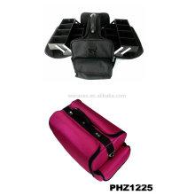 bolsa de maquiagem à prova d'água com 4 bandejas removíveis dentro fabricante