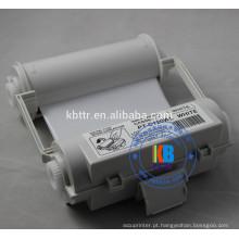 SL-r102T fita de tinta branca 120mm * 55m compatível para impressora Max Bepop sinal de marcação da máquina