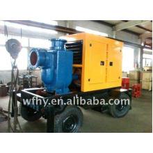 Pompe à eau agricole avec moteur diesel DEUTZ