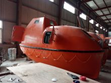 ABS Approval Enclosed Tanker Version Lifeboat