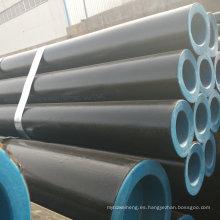 Excelente calidad bajo precio astm a106 grado b sch40 tubo de acero sin costuras