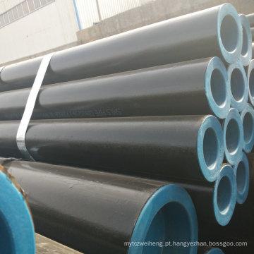 Excelente qualidade baixo preço astm a106 grau b sch40 tubo de aço sem costura