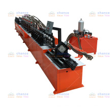 high productivity decoiler for 10 ton main channe/u channel t grids false ceiling sections roll forming machine