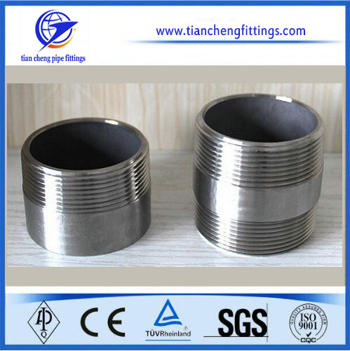 BSPT Stainless Steel Pipe Fitting Square Plug
