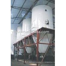 Secador de pulverización centrífuga de alta velocidad LPG