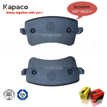 China high quality brake pad cross reference D1386-8494