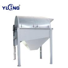 Máquina de triagem de casca de arroz