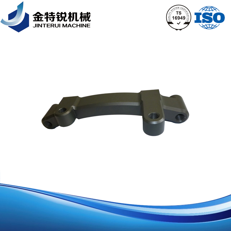 car parts with hard anodizing