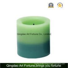 Flameless Wax Candle with Timer, Ceftificated