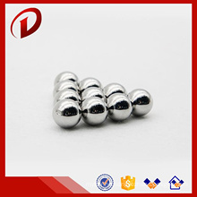 Size 4.763mm 5.556mm Solid Magnetic Ball Stainless Steel Ball for Bearings (AISI420c)