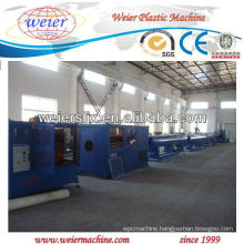 20-63mm plastic HDPE PP pipe Extruder machine