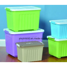 OEM Plastic Transparent Tool Storage Box Containers Mould and Products