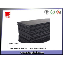 High Density Polyethylene Plate HDPE Sheet