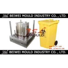 Household Injection Plastic Dustbin Mould