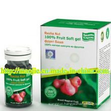 100% Fruit Basha Nut Slimming Capsule Weight Loss Soft Gel (MJ-BS30 caps)
