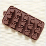 15 Hole Apple iPhone7s Chocolate Ice Silicone Mold