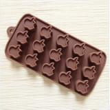 15 Hole Apple iPhone7s Chocolate Ice Silicone Mold