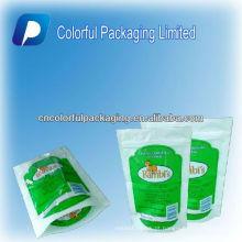 bolsa de pé para embalagem de alimentos / bolsa de comida pequena