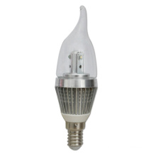 Dimmable LED SMD High Lightness 6W LED Candle Light