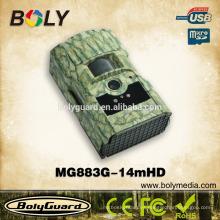Mejores ventas de 14Mega 3G 4G GSM MMS cámaras del juego para la venta