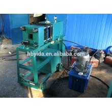 Yida barra de aço automática final chateado forjando máquina