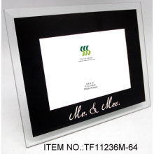 Printed Glass Mirror Coated Picture Frames