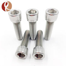 China supplier titanium flange bolts m6*12 carriage bolt