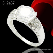 925 Sterling Silver Jewelry Diamond Ring