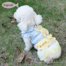 Venda Por Atacado vestido de noiva vestido de cachorro pequeno design