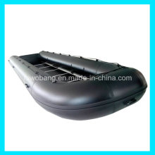 8m Black Large Inflatable Rescue Boat