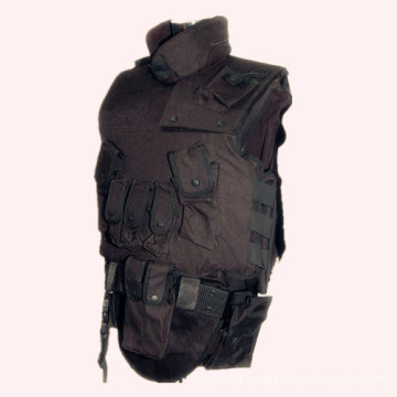 Nij Iiia UHMWPE Bulletproof Vest for Anti Violence
