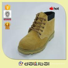 Factory OEM good quality best price Suede cheap High cut ankle safety shoes