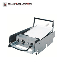 ShineLong Heavy Duty 2 Layer máquina máquina de hamburguesa máquina