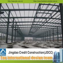 Niedriges Kosten-Stahltragwerk, das Jdcc1025 errichtet
