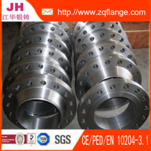 Ms Rtj Forging Welding Neck Standard Carbonsteel Flange