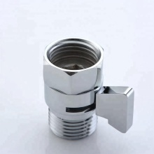 Zinc Alloy Handle Zinc Angle Valve