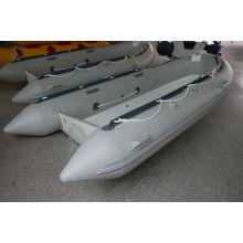Barco FPR RIB300 FPR casco barco inflável