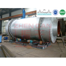 Drying Dryer Hzg Series Rotary Drum Dryer